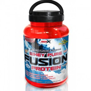 WheyPro FUSION 1000g forest fruits