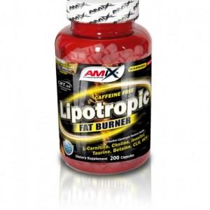 Lipotropic Fat Burner 100cps