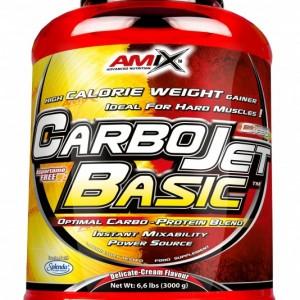 Amix® CarboJET® Basic 3kg vanilla