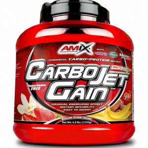 Amix® -CarboJET® Gain 4kg banana