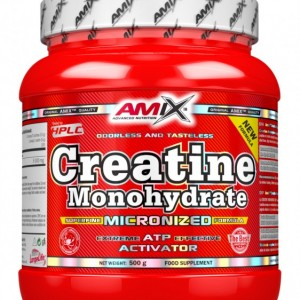 Amix® – Creatine monohydrate 500g powder