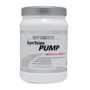 SynTsize Pump 600g fruit punch