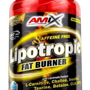 Amix® – Lipotropic Fat Burner 200cps