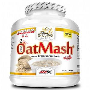 Mr. Popper's® OatMash® 2kg bela čokolada