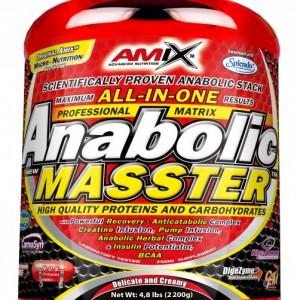 AMIX Anabolic Masster™ 2,2kg vanila
