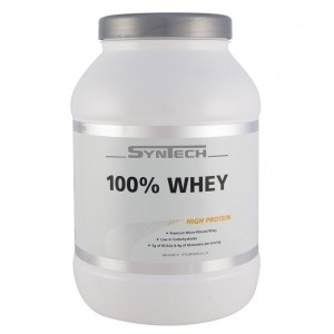 100% Whey 750g vanila