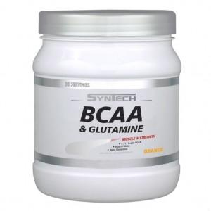 BCAA&Glutamin 300g narandža