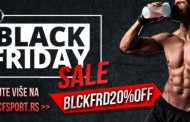 Black Friday rasprodaja