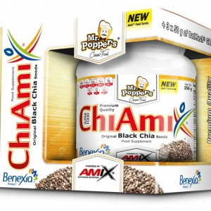 Mr. Popper's® ChiAmix 250g + Oatmash Pack GRATIS