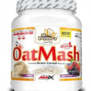 Mr. Popper's® OatMash® 600g fresh wildberry