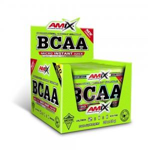 BCAA Micro Instant Juice 20x10g zelena jabuka