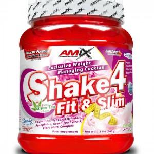 Shake 4 Fit&Slim 500g vanila