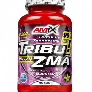 Amix® Tribu 90% with ZMA 1200mg 90tbl