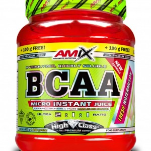 BCAA High Class Micro-Instant Juice 400g+100g FREE Black Cherry