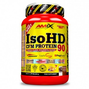 AmixPro® IsoHD® 90 CFM Protein 800g Double Dutch Chocolate