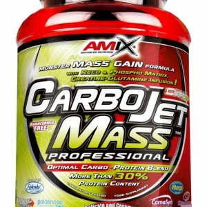 Amix™ CarboJet™ MASS Professional 1,8kg jagoda-banana