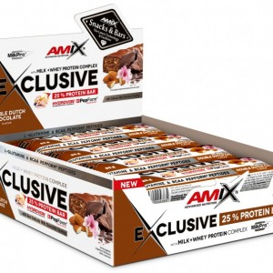 AMIX Exclusive® Protein Bar 12x85g
