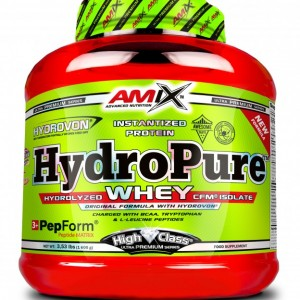 HydroPure® HC Hydrolyzed Whey CFM® 1,6kg Double Chocolate
