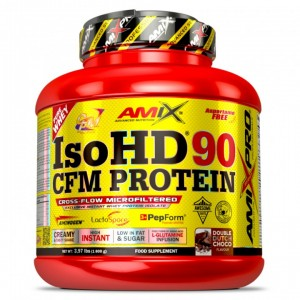 AmixPro® IsoHD® 90 CFM Protein 1,8kg Double Dutch Chocolate