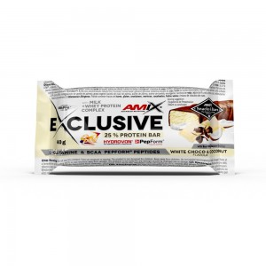 AMIX Exclusive® Protein Bar 40g