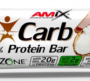 Amix ™ Low-Carb 33% Protein Bar 60g