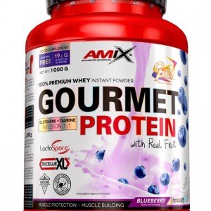 Amix® Gourmet Protein 1kg borovnica